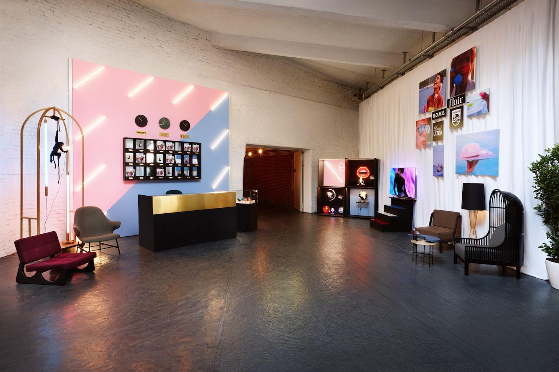 Ausstellungsstück Sessel Catch Lounge Tradition Hotel Ultra