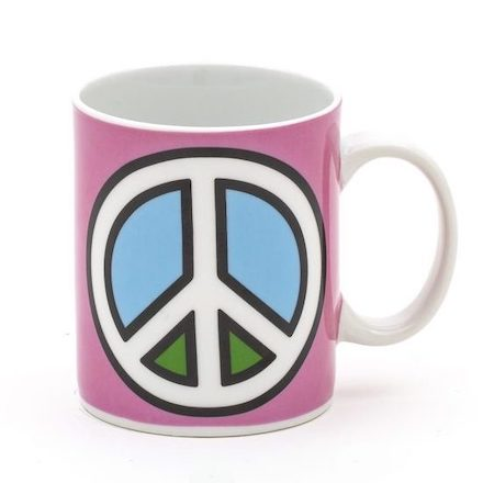 Becher, Peace (Studio Job)