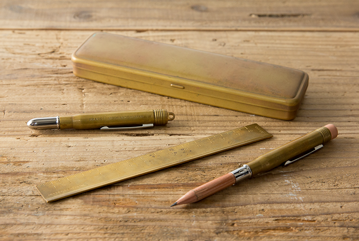 Bleistift, Brass Pencil - Traveler's Company - Bild 2