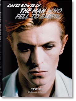 Buch, David Bowie - The Man who fell to Earth