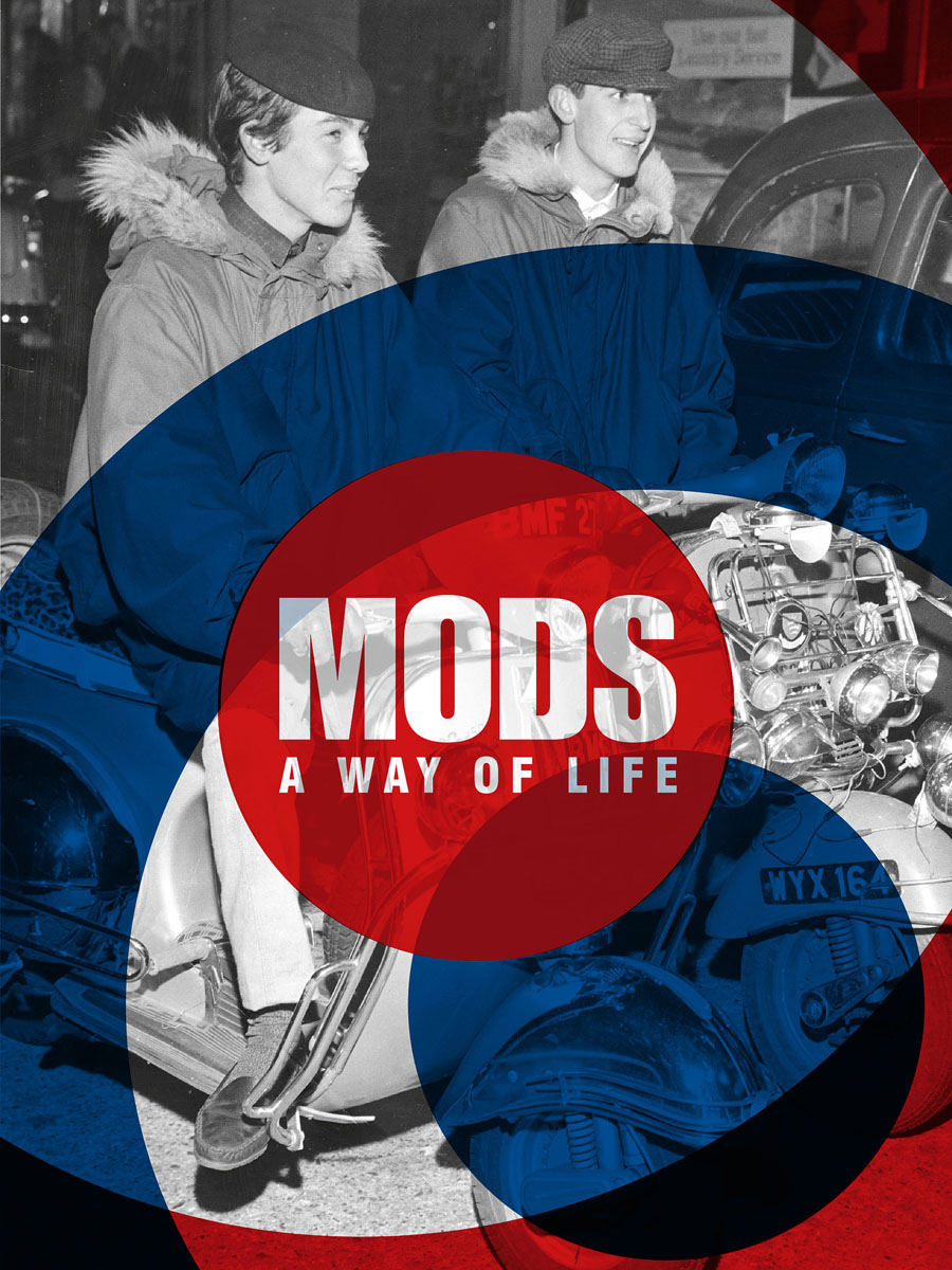 Buch, Mods - A Way Of Life - Abrams & Chronicle Books - Bild 1