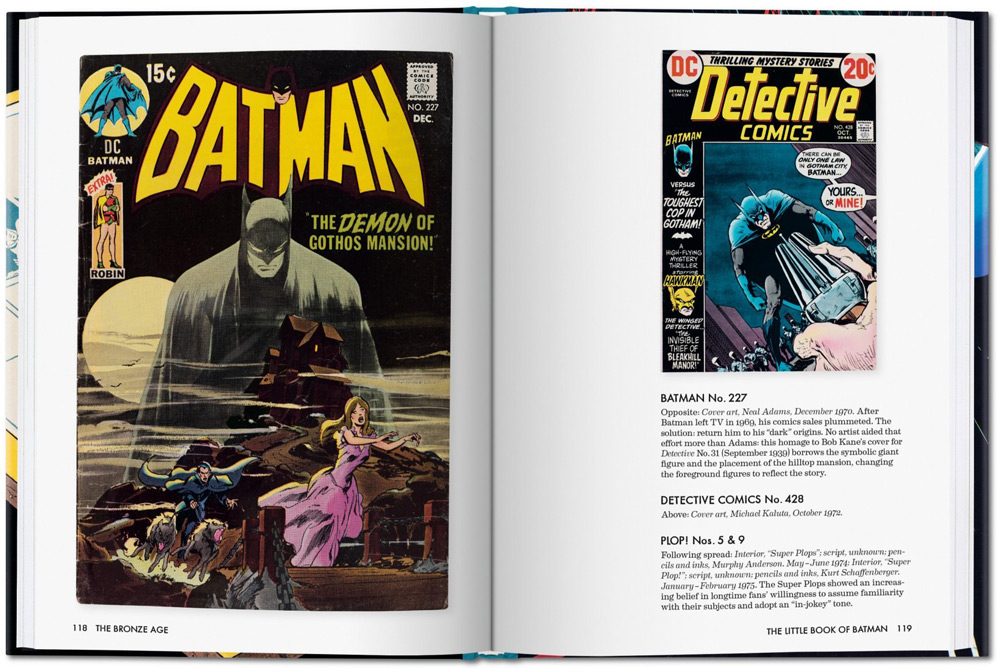 Buch, The Little Book of Batman - TASCHEN - Bild 3