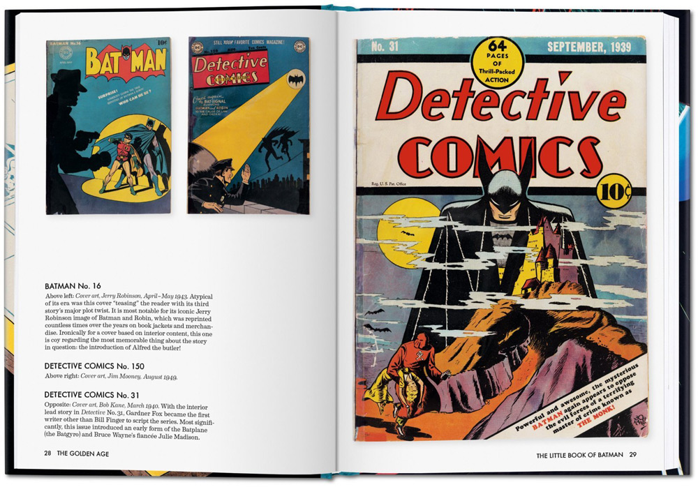 Buch, The Little Book of Batman - TASCHEN - Bild 5