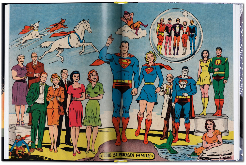 Buch, The Little Book of Superman - TASCHEN - Bild 2
