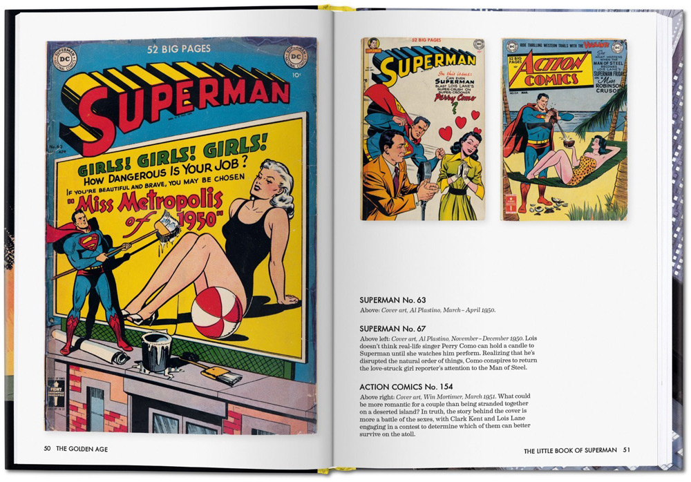 Buch, The Little Book of Superman - TASCHEN - Bild 3