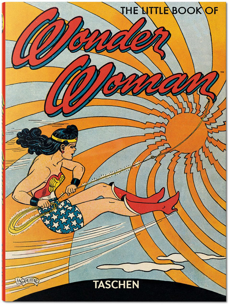 Buch, The Little Book of Wonder Woman