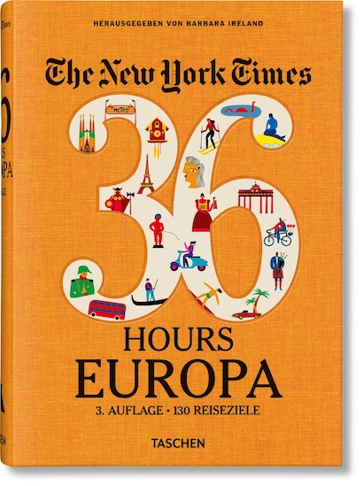 Buch, The New York Times - 36 Hours Europa (Deutsch) - Bild 1