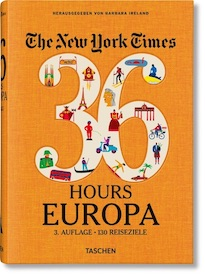 Buch, The New York Times - 36 Hours Europa (Deutsch)