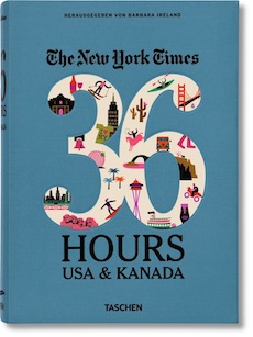 Buch, The New York Times - 36 Hours USA & Kanada (Deutsch)