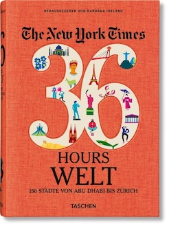 Buch, The New York Times - 36 Hours Welt (Deutsch)