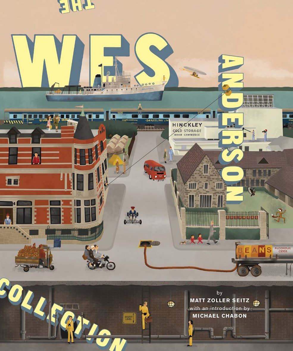 Buch, The Wes Anderson Collection - Abrams & Chronicle Books - Bild 1