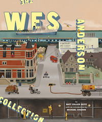 Buch, The Wes Anderson Collection