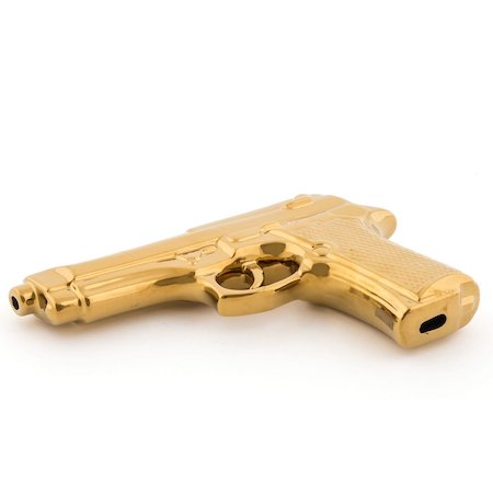 Dekoration, Memorabilia My Gun Gold Edition