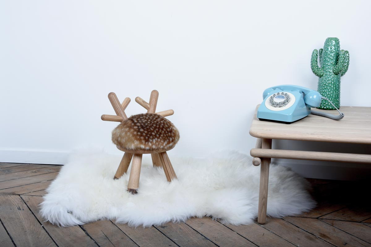 Hocker, Bambi Chair - Bild 5