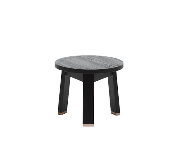 Hocker, Low Stool Esche
