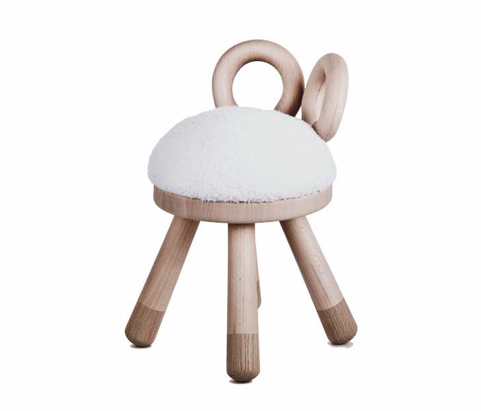Hocker, Sheep Chair