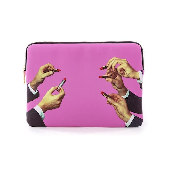 Laptoptasche, Pink Lipsticks (Toiletpaper)