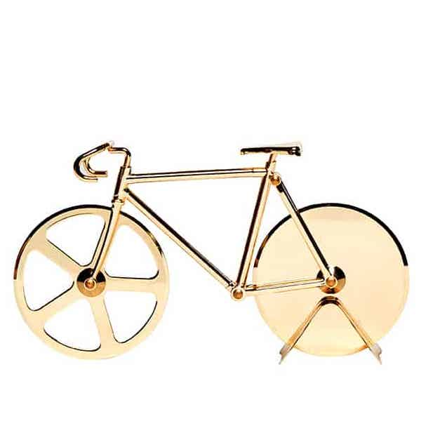 Pizzaschneider, Fixie, Gold
