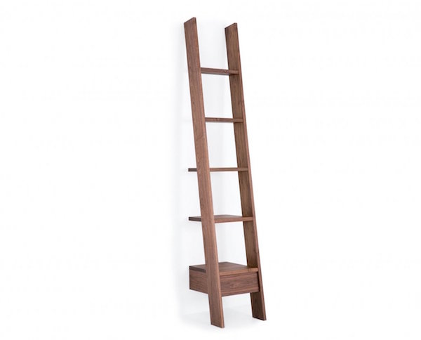 Regal, Ladder Large Walnuss