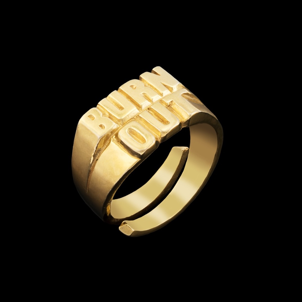 Ring, BURN OUT - Jonathan Johnson - Bild 1
