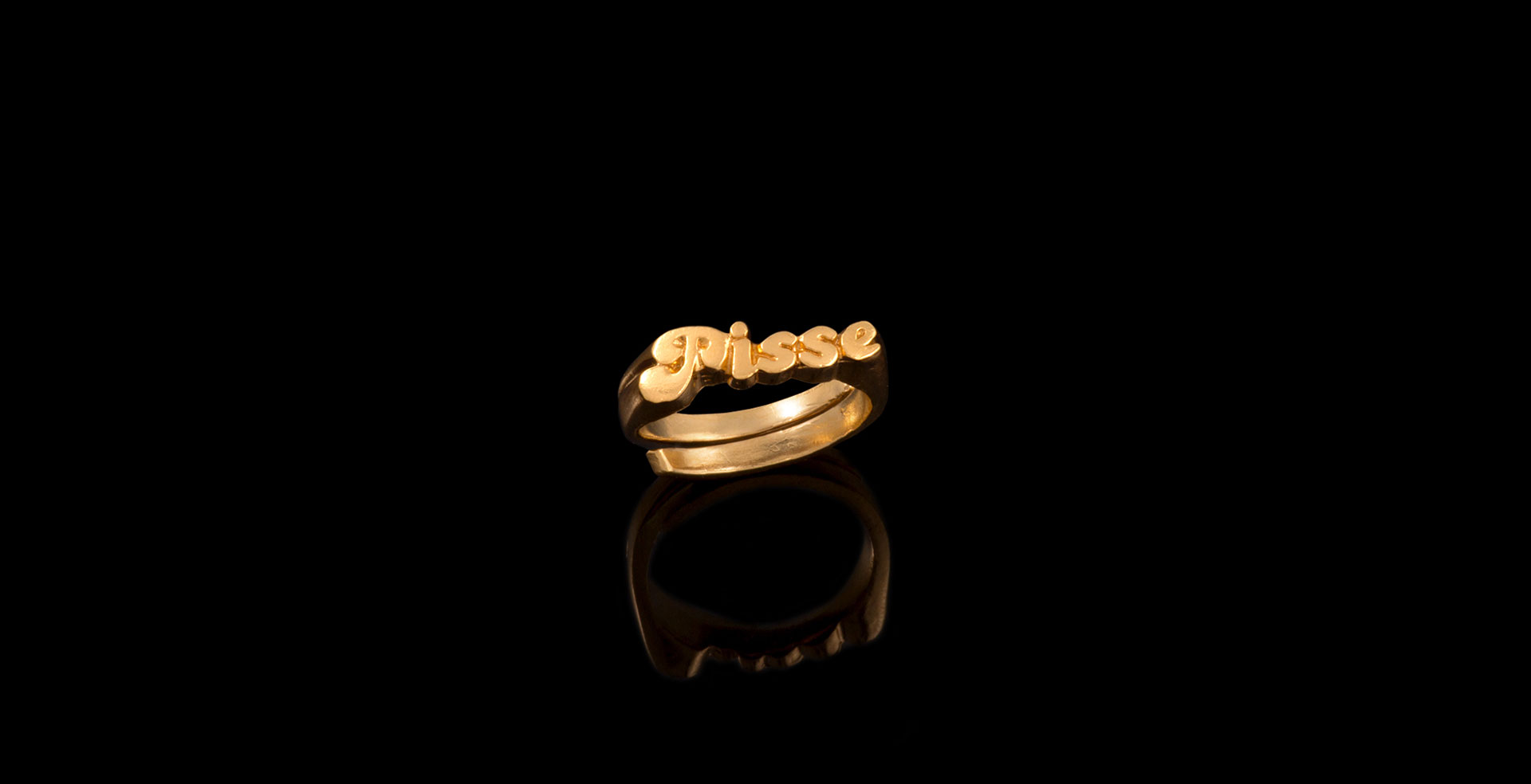 Ring, Pisse - Jonathan Johnson - Bild 1