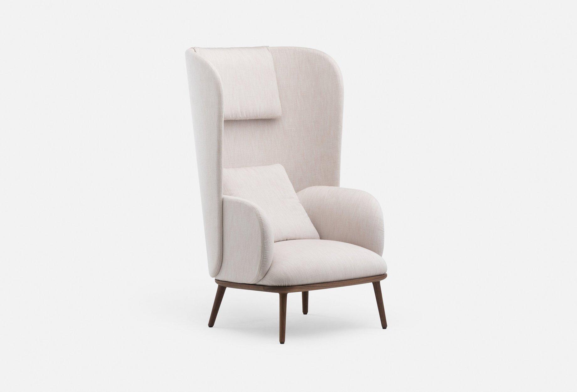hotel ultra online shop nichetto sessel blanche. Black Bedroom Furniture Sets. Home Design Ideas