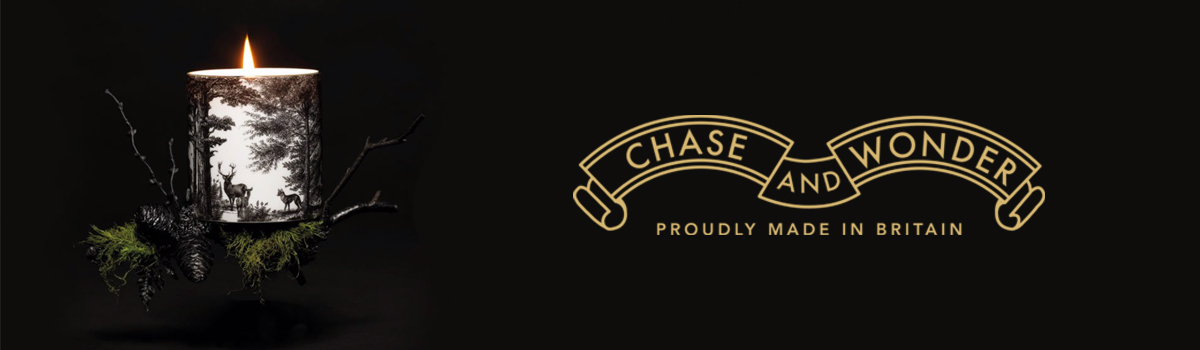 Chase and Wonder Markenheader